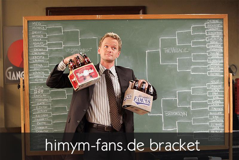 HIMYM-Fans.de Bracket